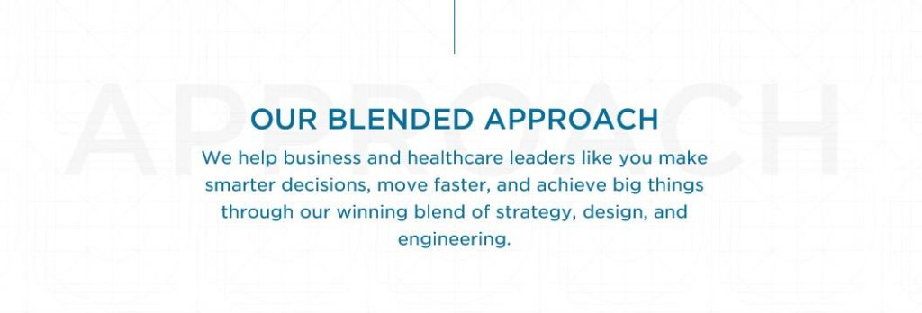 our blended approach general text
